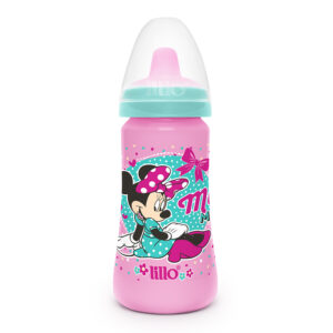 Copo Colors Disney 300ml Minnie Rosa